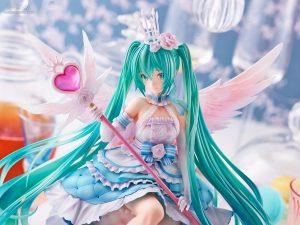 Hatsune Miku Birthday 2020 Sweet Angel Ver. by spiritale 3