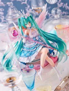 Hatsune Miku Birthday 2020 Sweet Angel Ver. by spiritale 5