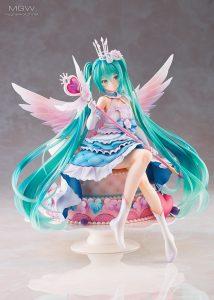 Hatsune Miku Birthday 2020 Sweet Angel Ver. by spiritale 8