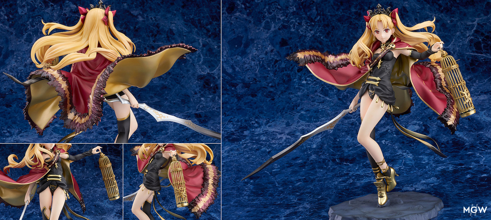 Lancer Ereshkigal by Max Factory from Fate Grand Order MyGrailWatch Anime Figure Guide