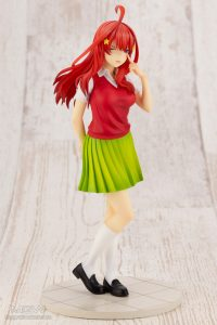 Nakano Istuki by Kotobukiya from The Quintessential Quintuplets 2 MyGrailWatch Anime Figure Guide