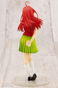 Nakano Istuki by Kotobukiya from The Quintessential Quintuplets 4 MyGrailWatch Anime Figure Guide