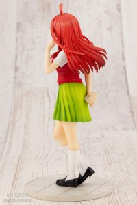 Nakano Istuki by Kotobukiya from The Quintessential Quintuplets 5 MyGrailWatch Anime Figure Guide