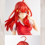 Nakano Istuki by Kotobukiya from The Quintessential Quintuplets MyGrailWatch Anime Figure Guide