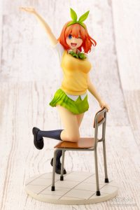 Nakano Yostuba by Kotobukiya from The Quintessential Quintuplets 3 MyGrailWatch Anime Figure Guide