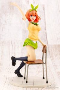 Nakano Yostuba by Kotobukiya from The Quintessential Quintuplets 5 MyGrailWatch Anime Figure Guide