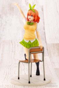 Nakano Yostuba by Kotobukiya from The Quintessential Quintuplets 9 MyGrailWatch Anime Figure Guide