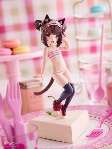 NekoPara Chocola Pretty kitty Style by PLUM with illustration by Sayori 10 MyGrailWatch Anime Figure Guide