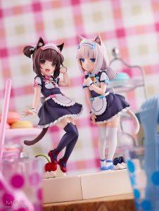 NekoPara Chocola Pretty kitty Style by PLUM with illustration by Sayori 14 MyGrailWatch Anime Figure Guide