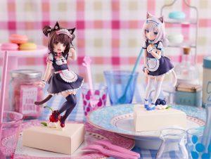 NekoPara Chocola Pretty kitty Style by PLUM with illustration by Sayori 16 MyGrailWatch Anime Figure Guide