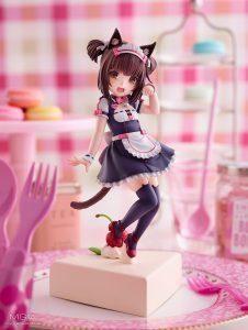NekoPara Chocola Pretty kitty Style by PLUM with illustration by Sayori 4 MyGrailWatch Anime Figure Guide