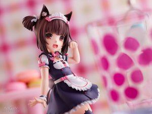 NekoPara Chocola Pretty kitty Style by PLUM with illustration by Sayori 6 MyGrailWatch Anime Figure Guide