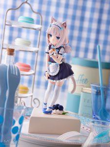 NekoPara Vanilla Pretty kitty Style by PLUM with illustration by Sayori 5 MyGrailWatch Anime Figure Guide