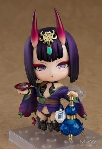 Nendoroid Assassin/Shuten-Douji by Good Smile Company from Fate/Grand Order MyGrailWatch Anime Figure Guide 3