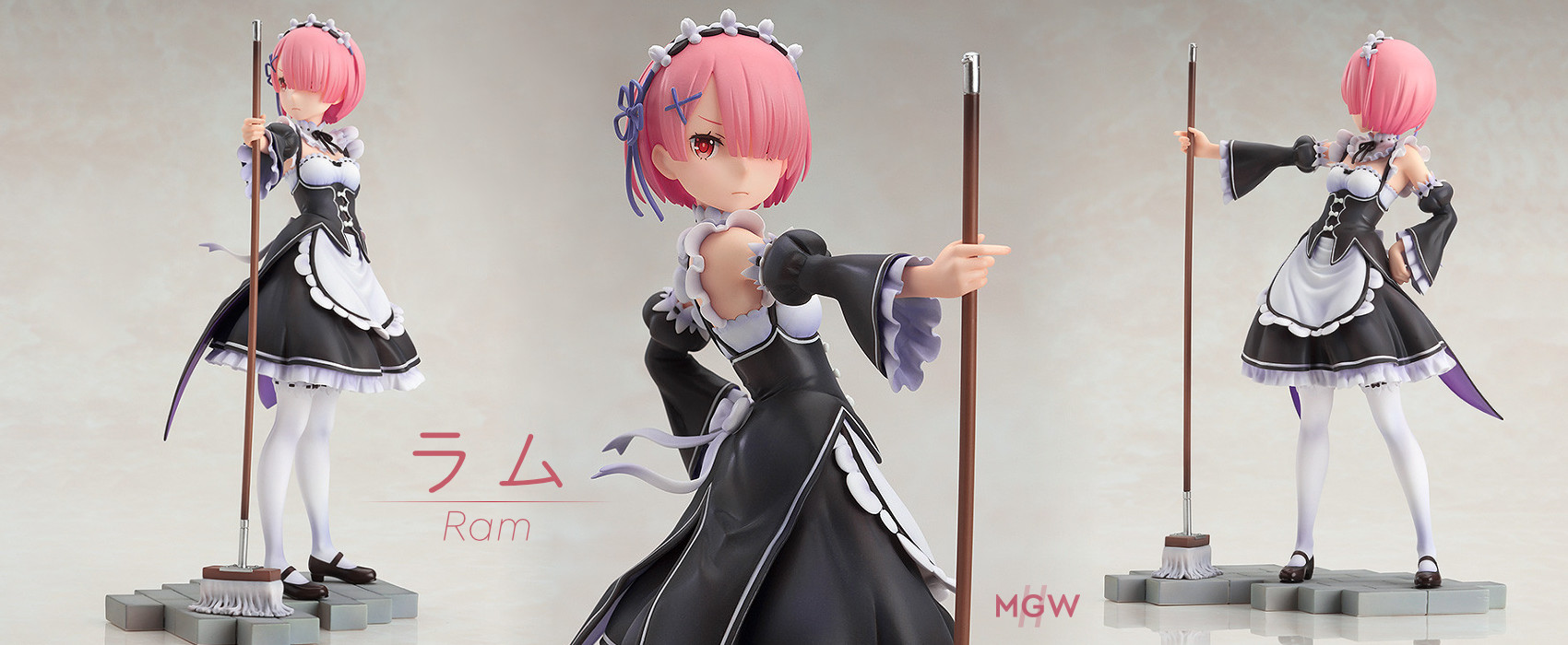 Ram by Good Smile Company from ReZERO Starting Life in Another World