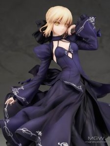 Saber Altria Pendragon Alter Dress ver. by ALTER from Fate Grand Order 6 MyGrailWatch Anime Figure Guide
