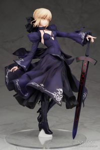 Saber Altria Pendragon Alter Dress ver. by ALTER from Fate Grand Order 9 MyGrailWatch Anime Figure Guide