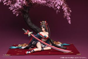 Yoto Hime Scarlet Saber Ver. by Myethos from Onmyoji 1 MyGrailWatch Anime Figure Guide
