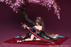 Yoto Hime Scarlet Saber Ver. by Myethos from Onmyoji 2 MyGrailWatch Anime Figure Guide