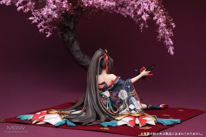Yoto Hime Scarlet Saber Ver. by Myethos from Onmyoji 3 MyGrailWatch Anime Figure Guide