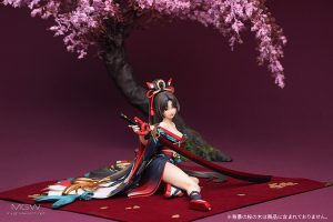 Yoto Hime Scarlet Saber Ver. by Myethos from Onmyoji 4 MyGrailWatch Anime Figure Guide