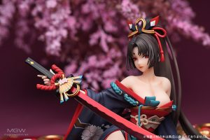 Yoto Hime Scarlet Saber Ver. by Myethos from Onmyoji 5 MyGrailWatch Anime Figure Guide