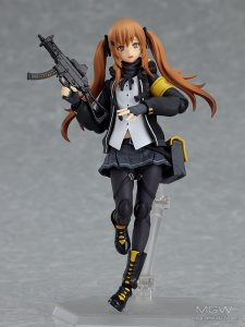 figma UMP9 by Max Factory from Girls Frontline 3 MyGrailWatch Anime Figure Guide