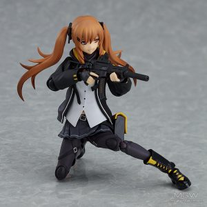 figma UMP9 by Max Factory from Girls Frontline 5 MyGrailWatch Anime Figure Guide