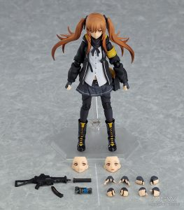 figma UMP9 by Max Factory from Girls Frontline 7 MyGrailWatch Anime Figure Guide