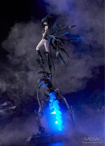 BLACK ROCK SHOOTER Black Rock Shooter inexhaustible Ver. by Good Smile Company 1 MyGrailWatch Anime Figure Guide