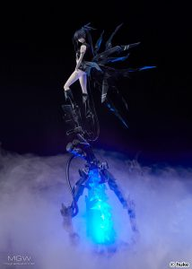 BLACK ROCK SHOOTER Black Rock Shooter inexhaustible Ver. by Good Smile Company 11 MyGrailWatch Anime Figure Guide