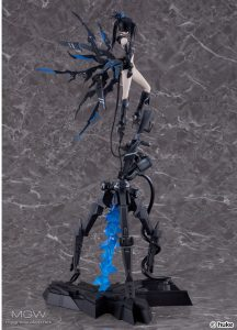 BLACK ROCK SHOOTER Black Rock Shooter inexhaustible Ver. by Good Smile Company 4 MyGrailWatch Anime Figure Guide
