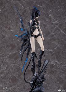BLACK ROCK SHOOTER Black Rock Shooter inexhaustible Ver. by Good Smile Company 6 MyGrailWatch Anime Figure Guide