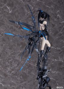 BLACK ROCK SHOOTER Black Rock Shooter inexhaustible Ver. by Good Smile Company 7 MyGrailWatch Anime Figure Guide