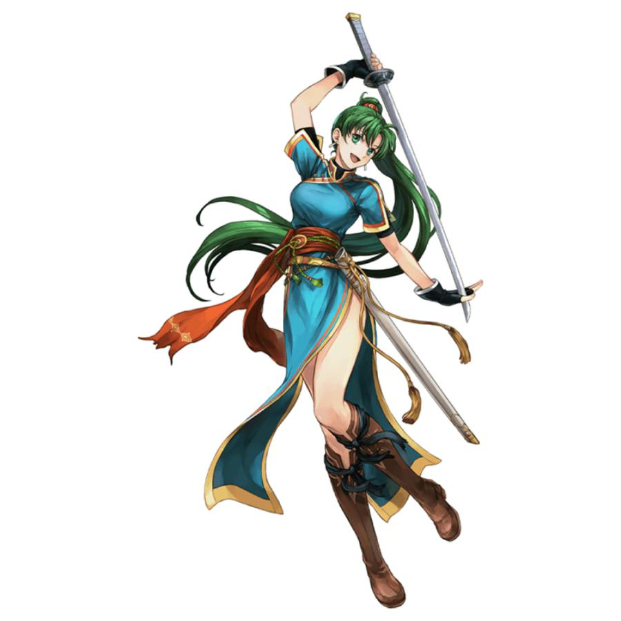 Fire Emblem Lyn by INTELLIGENT SYSTEMS original illustration by Wada Sachiko