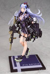 Girls Frontline 416 MOD3 Heavy Damage Ver. by Phat 2 MyGrailWatch Anime Figure Guide