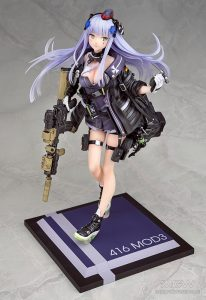 Girls Frontline 416 MOD3 Heavy Damage Ver. by Phat 3 MyGrailWatch Anime Figure Guide
