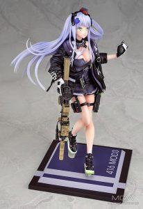Girls Frontline 416 MOD3 Heavy Damage Ver. by Phat 4 MyGrailWatch Anime Figure Guide