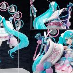 Hatsune Miku Magical Mirai 2020 Winter Festival Ver. by FuRyu with illustration by fuzichoco MyGrailWatch Anime Figure Guide