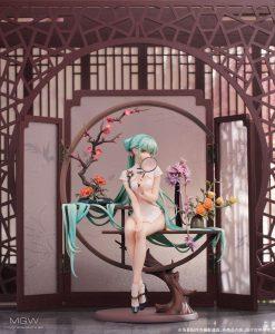 Hatsune Miku Shaohua by Myethos based on an illustration by ASK 1 MyGrailWatch Anime Figure Guide