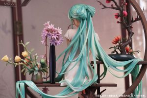 Hatsune Miku Shaohua by Myethos based on an illustration by ASK 14 MyGrailWatch Anime Figure Guide