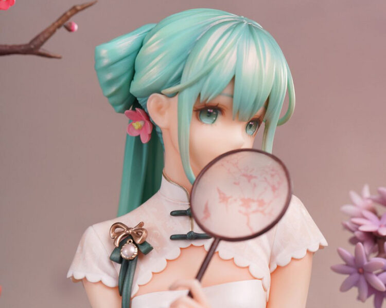 Hatsune Miku Shaohua by Myethos based on an illustration by ASK 6 MyGrailWatch Anime Figure Guide