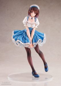 Kato Megumi Maid Ver. by REVOLVE from Saekano How to Raise a Boring Girlfriend Fine 1 MyGrailWatch Anime Figure Guide