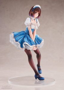 Kato Megumi Maid Ver. by REVOLVE from Saekano How to Raise a Boring Girlfriend Fine 2 MyGrailWatch Anime Figure Guide