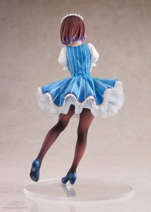 Kato Megumi Maid Ver. by REVOLVE from Saekano How to Raise a Boring Girlfriend Fine 3 MyGrailWatch Anime Figure Guide