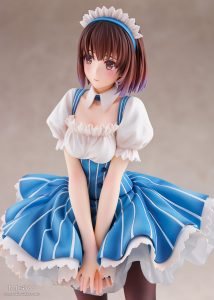 Kato Megumi Maid Ver. by REVOLVE from Saekano How to Raise a Boring Girlfriend Fine 8 MyGrailWatch Anime Figure Guide