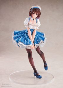 Kato Megumi Maid Ver. by REVOLVE from Saekano How to Raise a Boring Girlfriend Fine 9 MyGrailWatch Anime Figure Guide
