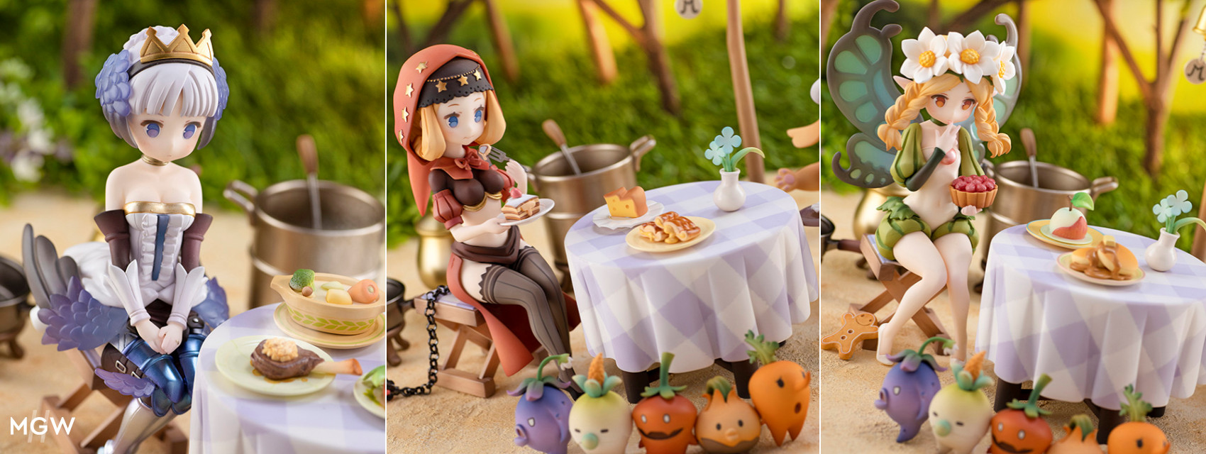 Maurys Touring Restaurant by FLARE from Odin Sphere MyGrailWatch Anime Figure Guide