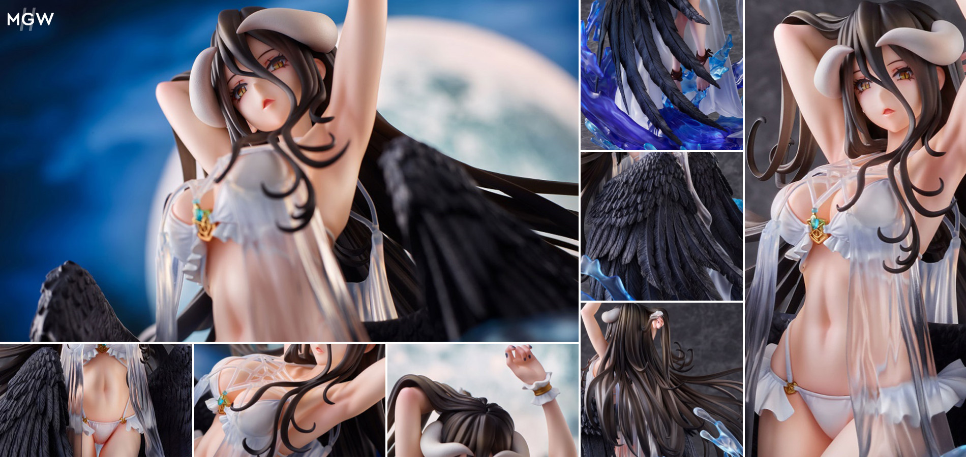 Overlord Albedo Swimsuit Ver. by SHIBUYA SCRAMBLE FIGURE MyGrailWatch Anime Figure Guide
