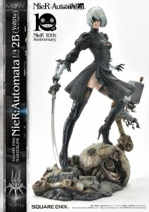 SQUARE ENIX MASTERLINE NieR Automata YoRHa No.2 Type B 2B by Prime1Studio 1 MyGrailWatch Anime Figure Guide